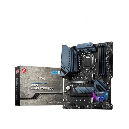 MSI MAG B560 TORPEDO placa base Intel B560 LGA 1200 ATX
