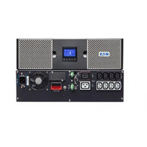 Eaton 9PX3000IRT3U sistema de alimentación ininterrumpida (UPS) 3000 VA 10 salidas AC
