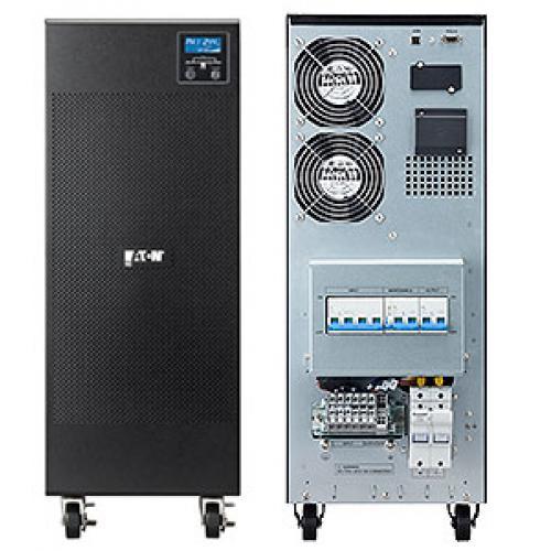Eaton 9E 10000I Doble conversión (en línea) 1 kVA 8000 W