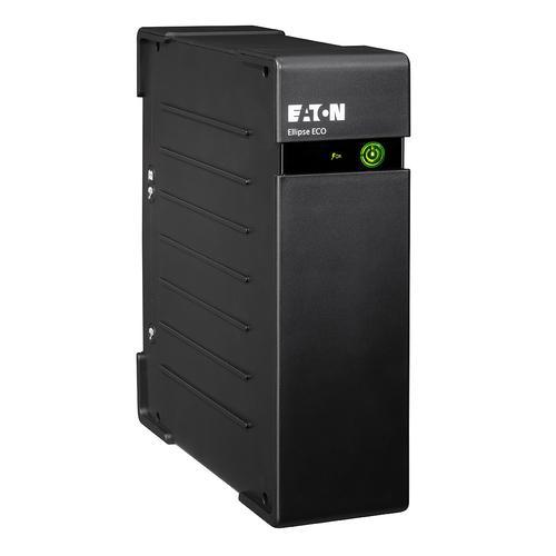Eaton Ellipse ECO 650 DIN sistema de alimentación ininterrumpida (UPS) 650 VA 4 salidas AC - Imagen 1