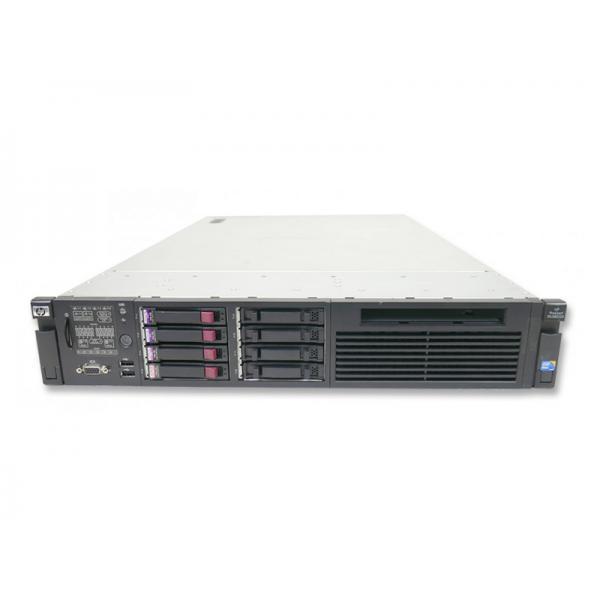 HP Proliant DL380 G6 2x Intel Xeon Quad Core E5540 2.53 GHz. · 48 Gb. DDR2 ECC RAM · 2x 146 Gb. SAS 2.5'' 10000rpm · 4x 300 Gb.