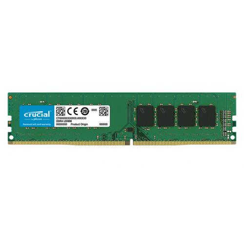 CT16G4DFD8266 módulo de memoria 16 GB 1 x 16 GB DDR4 2666 MHz - Imagen 1