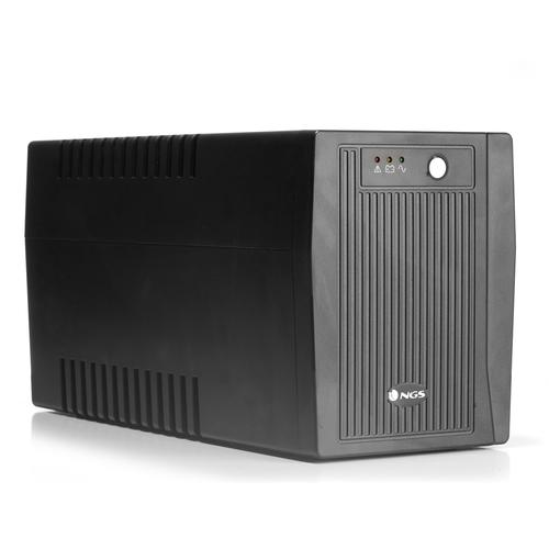 NGS FORTRESS 2000 V2 sistema de alimentación ininterrumpida (UPS) En espera (Fuera de línea) o Standby (Offline) 1500 VA 900 W 4