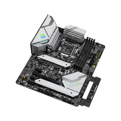 Z590 Steel Legend Intel Z590 LGA 1200 ATX - Imagen 1