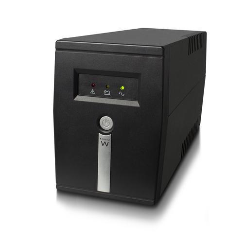 Ewent EW3947 sistema de alimentación ininterrumpida (UPS) Línea interactiva 800 VA 480 W 1 salidas AC - Imagen 1