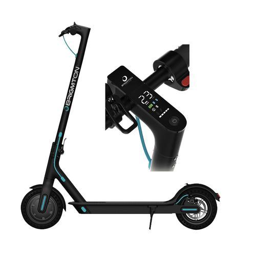 Brigmton BMi-368 scooter eléctrica 25 kmh 350 W Negro - Imagen 1