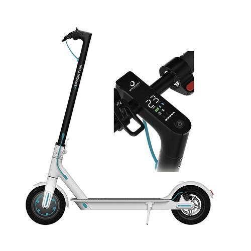 Brigmton BMi-368 scooter eléctrica 25 kmh 350 W Blanco - Imagen 1