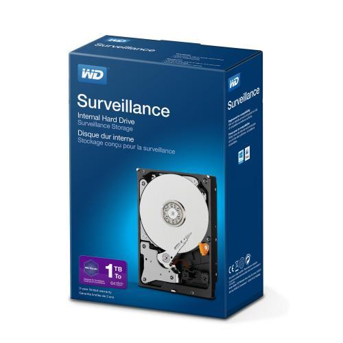"""Surveillance Storage 3.5"""" 1000 GB Serial ATA III Unidad de disco duro"""
