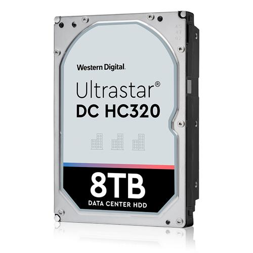 "Ultrastar DC HC320 3.5"" 8000 GB SAS"
