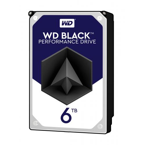 "Black 3.5"" 6000 GB Serial ATA III"