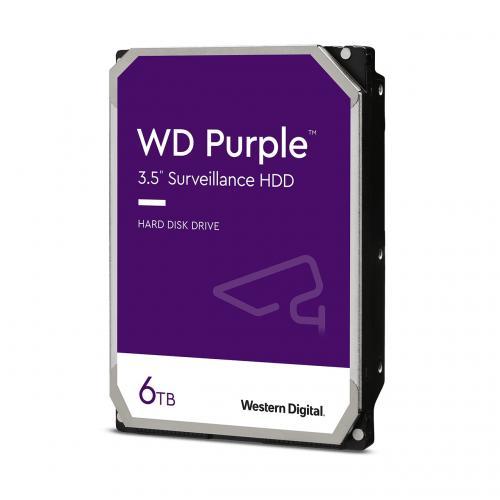 "Purple Surveillance 3.5"" 6000 GB SATA"