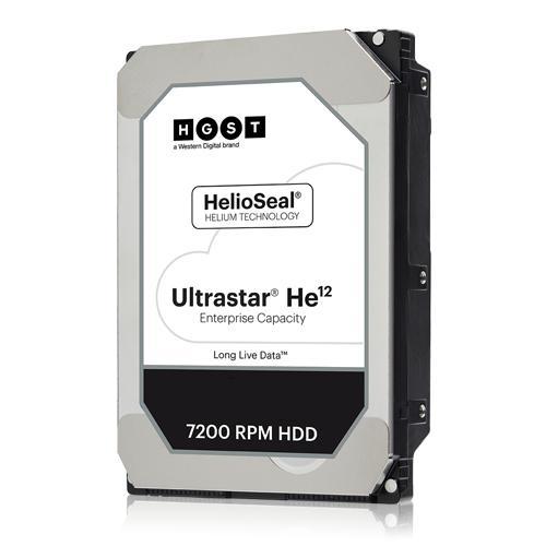 "Ultrastar He12 3.5"" 12000 GB Serial ATA III"