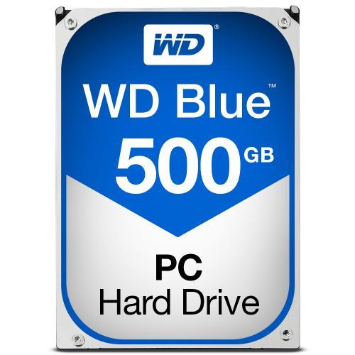 "Blue 3.5"" 500 GB Serial ATA III"