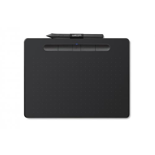 Intuos M Bluetooth tableta digitalizadora Negro 2540 líneas por pulgada 216 x 135 mm USB/Bluetooth