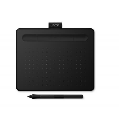 Intuos S Bluetooth tableta digitalizadora Negro 2540 líneas por pulgada 152 x 95 mm USB/Bluetooth