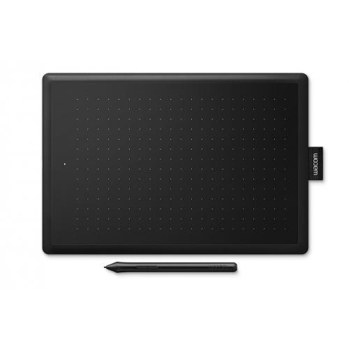 One by Medium tableta digitalizadora Negro 2540 líneas por pulgada 216 x 135 mm USB - Imagen 1