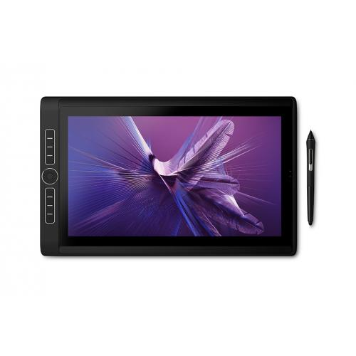 MobileStudio Pro DTHW1621HK0B tableta digitalizadora Negro 5080 líneas por pulgada 346 x 194 mm USB/Bluetooth
