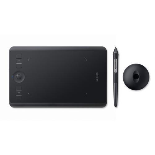 Intuos Pro (S) tableta digitalizadora Negro 5080 líneas por pulgada 160 x 100 mm USB/Bluetooth