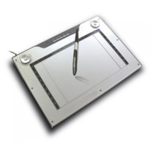 Media Tablet 14000U tableta digitalizadora 4000 líneas por pulgada USB