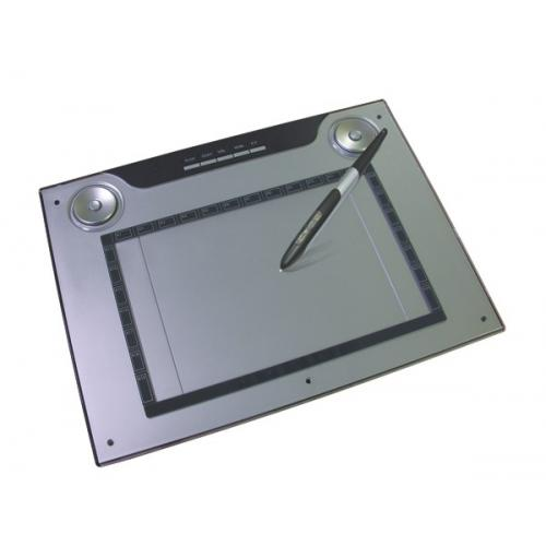 Media Tablet 10000 U tableta digitalizadora 4000 líneas por pulgada USB