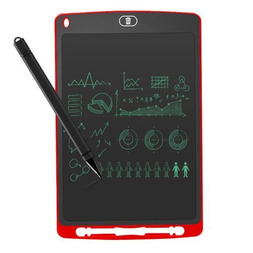LEPIZ8501R tableta digitalizadora Negro, Rojo