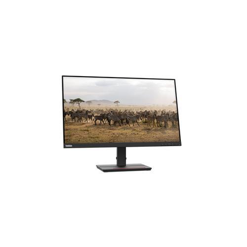 "Lenovo ThinkVision S27e-20-FHD/HDMI/VGA 27""Monitor - Imagen 1"