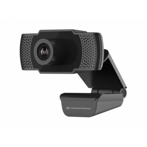 Conceptronic USB FHD Webcam - Imagen 1