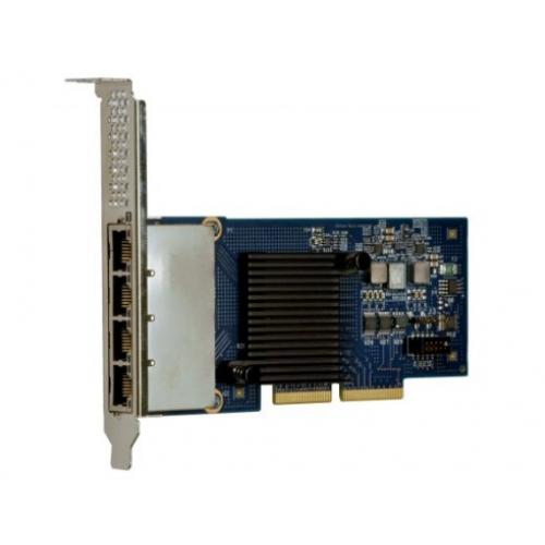 I350-T4 PCIe 1Gb 4-Port RJ45 Ethernet Adapter