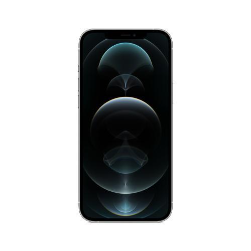 """iPhone 12 Pro Max 17 cm (6.7"""") SIM doble iOS 14 5G 256 GB Plata - Imagen 1"""