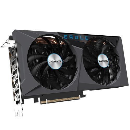 Gigabyte GeForce RTX 3060 Ti EAGLE OC 8G (rev. 2.0) NVIDIA 8 GB GDDR6