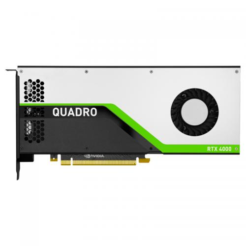 VCQRTX4000-PB tarjeta gráfica NVIDIA Quadro RTX 4000 8 GB GDDR6