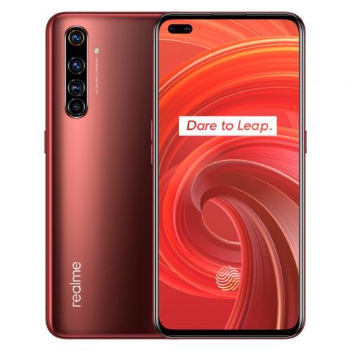 "X50 Pro 5G 16,4 cm (6.44"") SIM única Android 10.0 USB Tipo C 8 GB 256 GB 4200 mAh Rojo - Imagen 1"