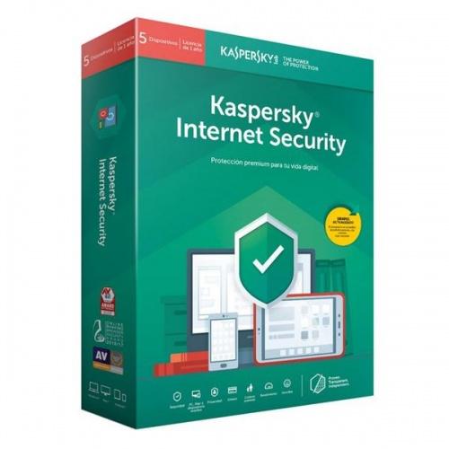 KASPERSKY INTERNET SECURITY 2020 5 LIC. M.DEV