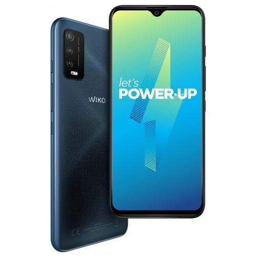 "POWER U10 17,3 cm (6.82"") SIM doble Android 11 4G 3 GB 32 GB 5000 mAh Azul - Imagen 1"