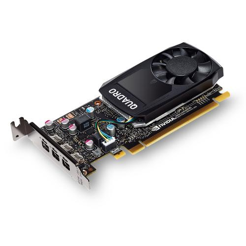 VCQP400DVI-PB tarjeta gráfica NVIDIA Quadro P400 2 GB GDDR5