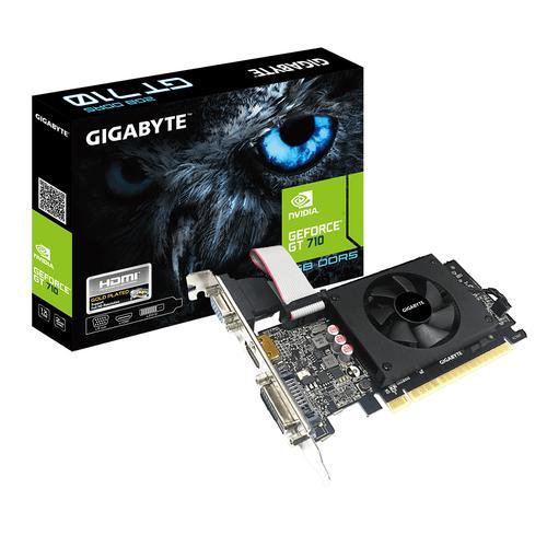 Gigabyte GV-N710D5-2GIL tarjeta gráfica GeForce GT 710 2 GB GDDR5