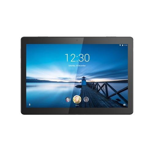"Lenovo Tab M10 4G LTE 32 GB 25,6 cm (10.1"") Qualcomm Snapdragon 2 GB Wi-Fi 5 (802.11ac) Android 9.0 Negro - Imagen 1"