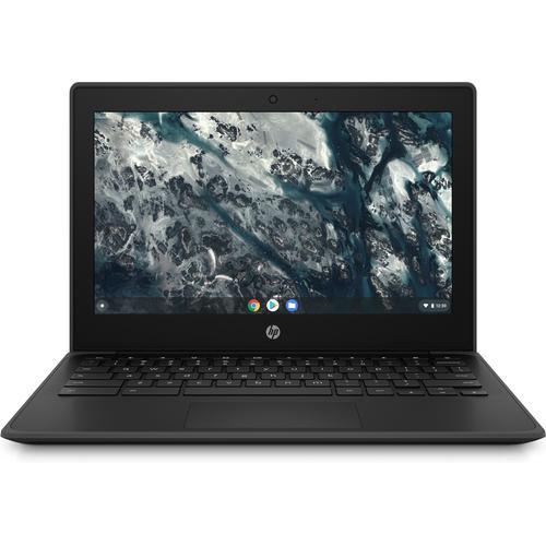 "HP Chromebook 11 G9 29,5 cm (11.6"") HD Intel® Celeron® 4 GB LPDDR4x-SDRAM 32 GB eMMC Wi-Fi 6 (802.11ax) Chrome OS Negro - Imagen"