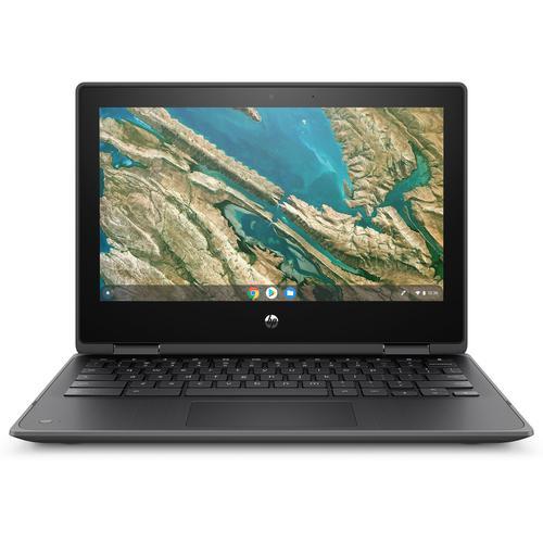 "HP Chromebook x360 11 G3 EE 29,5 cm (11.6"") Pantalla táctil HD Intel® Celeron® 4 GB LPDDR4-SDRAM 32 GB eMMC Wi-Fi 5 (802.11ac) C"