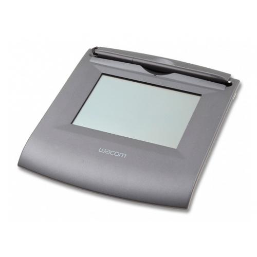 Wacom Tablet Digital STU-500 Tecnología: TFT LCD 5'' Monocromo - Resolución: 640 x 480 - Pixel Pitch: 0.135 mm - Brillo: 168 cd/