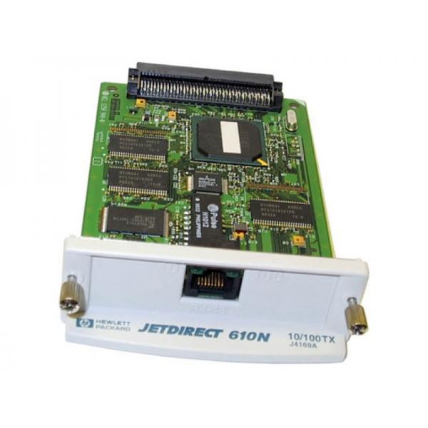 HP JetDirect 610N HP JetDirect 610N 10/100 - Imagen 1