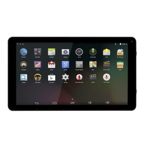 "TAQ-10285 64 GB 25,6 cm (10.1"") 1 GB Wi-Fi 4 (802.11n) Android 8.1 Go edition Negro - Imagen 1"