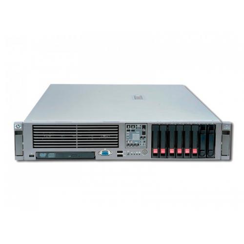 HP Proliant DL380 G6 2x Intel Xeon E5540 2.53 GHz. · 16 Gb. DDR2 ECC RAM · 18 bahías (16 vacías ) · 2x 146 Gb. SAS 2.5'' 10000r