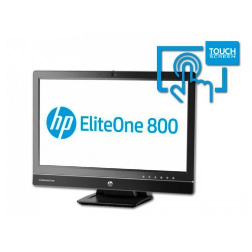 """HP 800 G1 All in One 23"""" Intel Core i5 4570s 2.9 GHz. · 16 Gb. SO-DDR3 RAM · 240 Gb. SSD · Windows 10 Pro · Táctil 23 '' FullHD"""