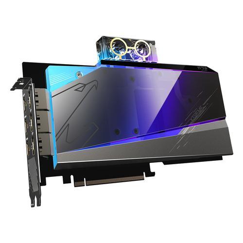 Gigabyte AORUS GeForce RTX 3080 XTREME WATERFORCE WB 10G NVIDIA 10 GB GDDR6X