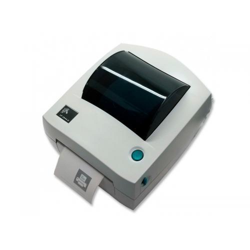 Zebra LP2844 Térmica · Ancho de papel 104mm · Corte automático · Velocidad de impresión 240 mm/s · Caracteres por pulgada 203 ·