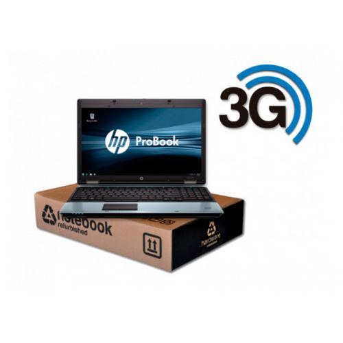 HP ProBook 6570B - Batería Nueva Intel Core i5 3320M 2.6 GHz. · 8 Gb. SO-DDR3 RAM · 120 Gb. SSD · Windows 7 Pro · TFT 15.6 '' HD