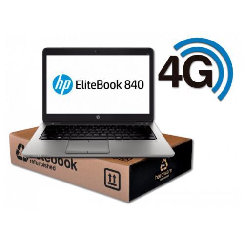 HP EliteBook 840 G2 Intel Core i5 5300U 2.3 GHz. · 8 Gb. DDR3 RAM · 256 Gb. SSD · Windows 10 Pro · Led 14 '' HD 16:9 · Resoluc