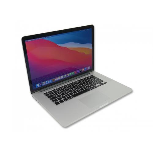 Apple MacBook Pro 11,4 Retina Intel Core i7 4770HQ 2.2 GHz. · 16 Gb. SO-DDR3 RAM · 256 Gb. SSD · macOS Big Sur · Retina 15.4 ''