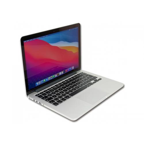 Apple Macbook Pro 12,1 Retina Intel Core i5 4288U 2.6 GHz. · 16 Gb. SO-DDR3 RAM · 256 Gb. SSD M2 · macOS Big Sur · Retina 13.3